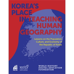 Korea's Place in Teaching Human Geography
