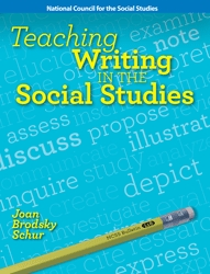 Teaching Writing in the Social Studies